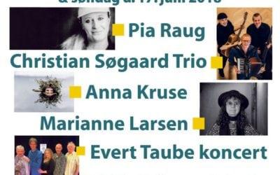 NYSTED Lyrik og Vise festival