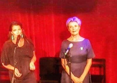 Stina Ekblad og Anna Kruse fortolker Edit Södergran