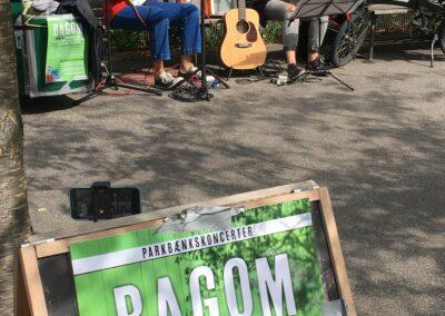 BAGOM Enghave plads