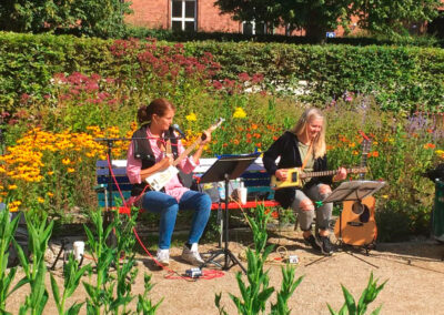 Bagom - med Anna Kruse og Lisbeth Rysgaard