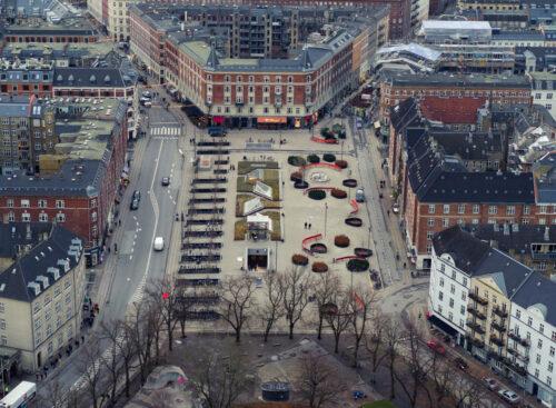 Det nya Enghave Plads