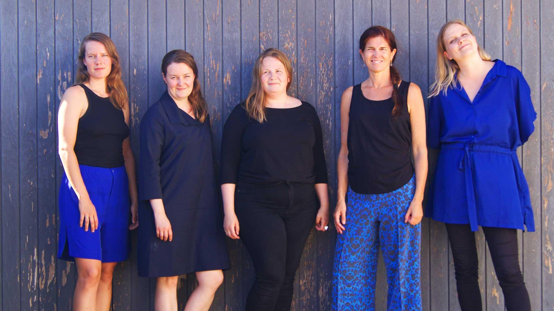 Anna Kruse nyt album - stryge kvartetten